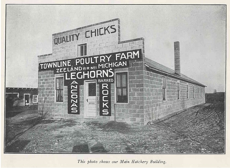 Our History | Townline Hatchery